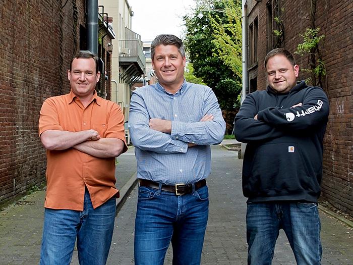 The Falcon Shoring Team